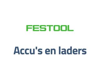 Festool accu's
