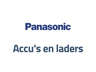 Panasonic accu's