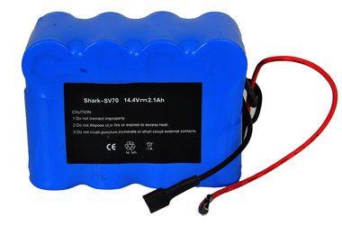 Shark SHA-SV 70 stofzuiger accu 14,4 volt