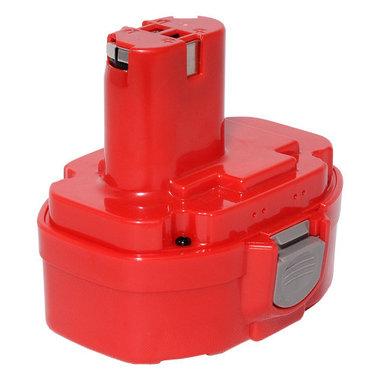 accu voor Makita 18 volt  type A Rood