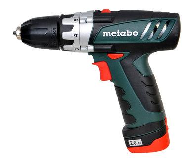Metabo powermaxx BS set 2x accu en lader