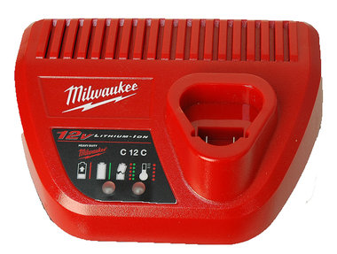 Milwaukee M12 lader