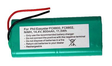 Philips batterij voor de  Easystar FC8800,  FC8802