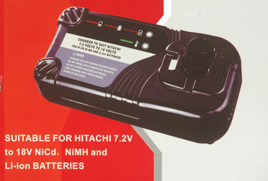 Hitachi universeel lader