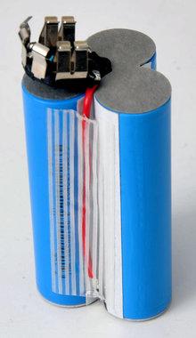 Bosch 10.8 volt PSR accu set Refill)