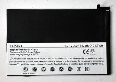 Apple A1512 tablet accu type TLP-021