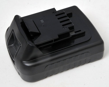Black & Decker 14,4 volt li ion schuif accu