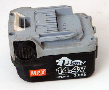 Max Rebar 14,4 volt li-ion accu 914 RTT of JPL914