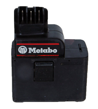 Metabo 14,4 volt omruil accu