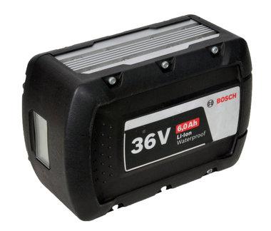 Bosch GBA 36 volt  6 ah voor tuingereedschap