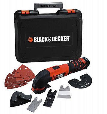 Black & Decker HPL108MTKA 10.8V Li-Ion accu