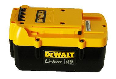 Dewalt 36 volt accu Li ion speciale prijs type DCB 361