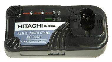 Hitachi Acculader UC18YRL 7,2-18v