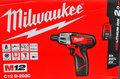 Milwaukee-C12D-12V-accu-schroefmachine-set