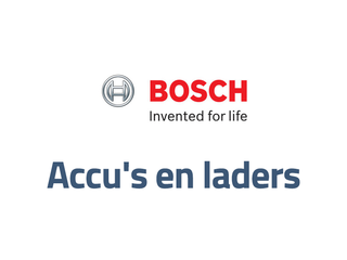 Bosch power accu's