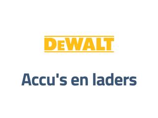 DeWalt accu's