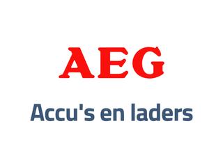 AEG en Atlas accu's