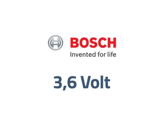 Bosch 3,6 volt