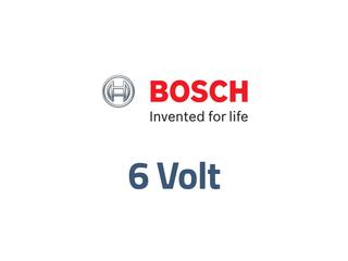 Bosch 6 volt