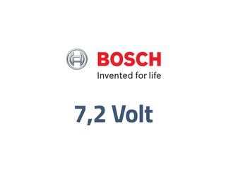 Bosch 7,2 volt