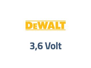 DeWalt 3,6 volt