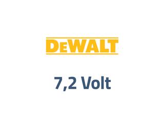 DeWalt 7,2 volt