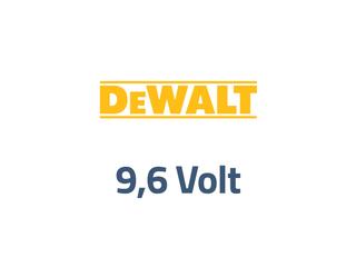 DeWalt 9,6 volt