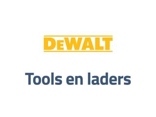 DeWalt tools en laders