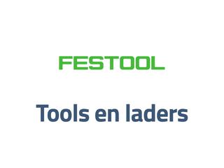 Festool tools en laders