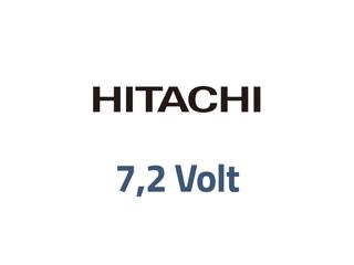 Hitachi (Hikoki) 7,2 volt