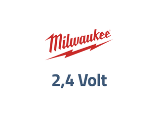 Milwaukee 2,4 volt