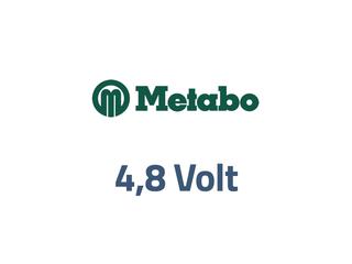 Metabo 4,8 volt