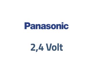 Panasonic 2,4 volt