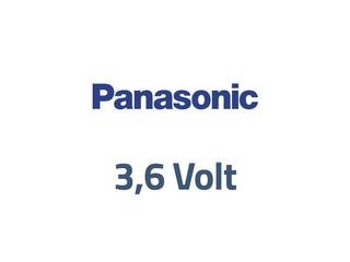 Panasonic 3,6 volt