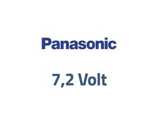 Panasonic 7,2 volt