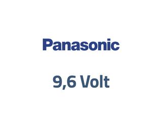 Panasonic 9,6 volt