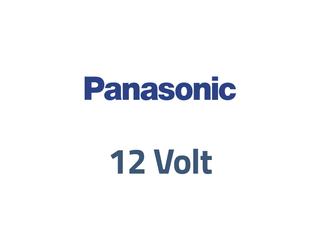 Panasonic 12 volt