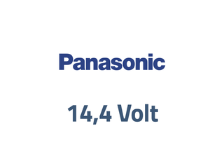 Panasonic 14,4 volt