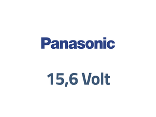 Panasonic 15,6 volt