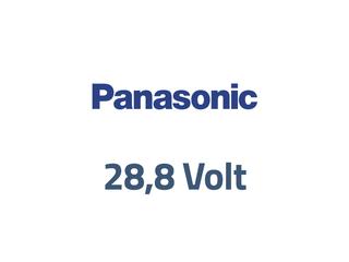 Panasonic 28,8 volt