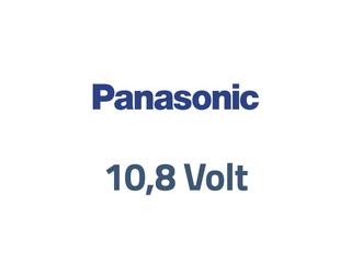 Panasonic 10,8 volt