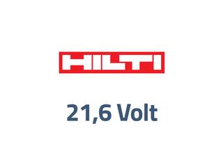 Hilti 21.6 volt