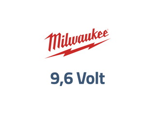 Milwaukee 9,6 volt
