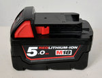 Milwaukee M 18  5 Ah org accu