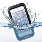 Waterdichte behuizing Iphone 4 en 5