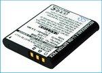 Pentax d-LI68 batterij