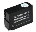 Panasonic batterij DMW BLC 12