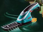 Bosch Isio Snoerloze buxus- en grasschaar 2x schaar