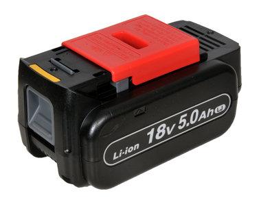 Panasonic accu 18 volt Li-ion 5,0 Ah EY 9L54B