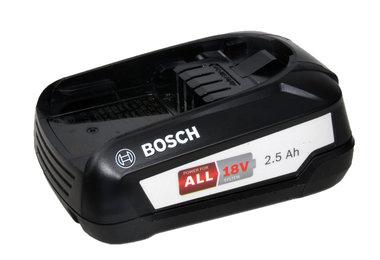 Bosch 18 volt PBA 2.5 Ah org